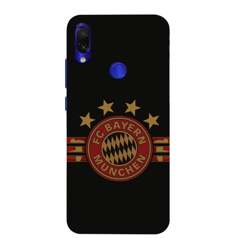 FC bayern Redmi Note 7 Mobile Cover