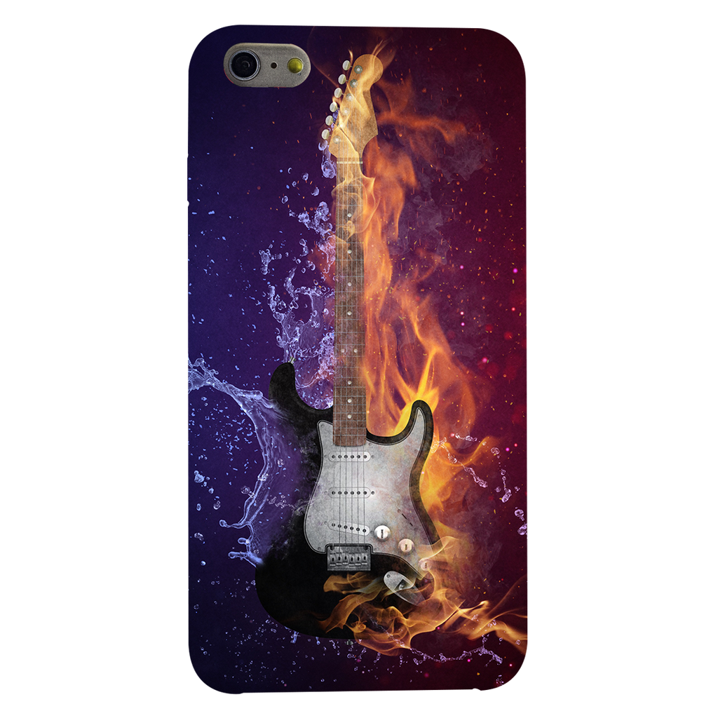 Fire vs water Apple iPhone 6 Plus Mobile Cover