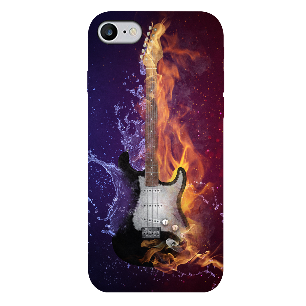 Fire vs water Apple iPhone 7 Mobile Cover