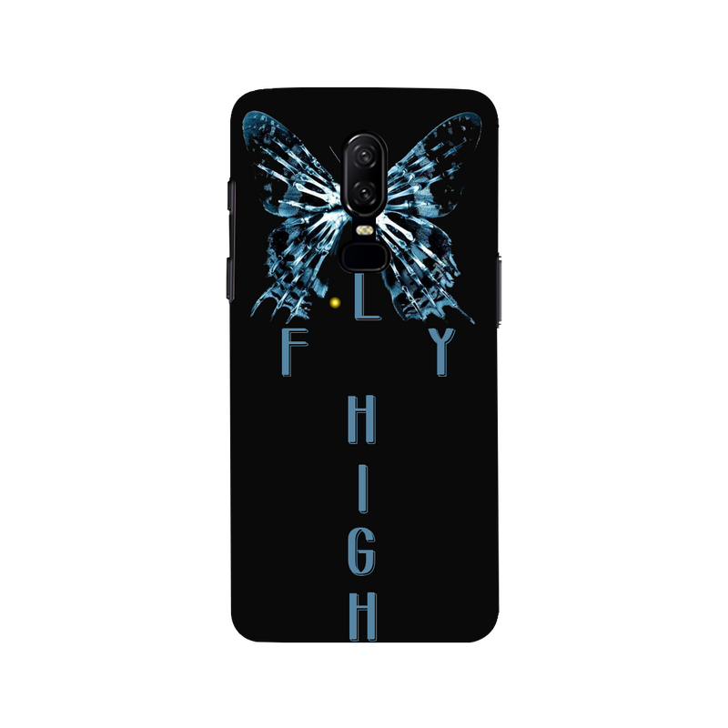 Fly OnePlus 6 Mobile Cover