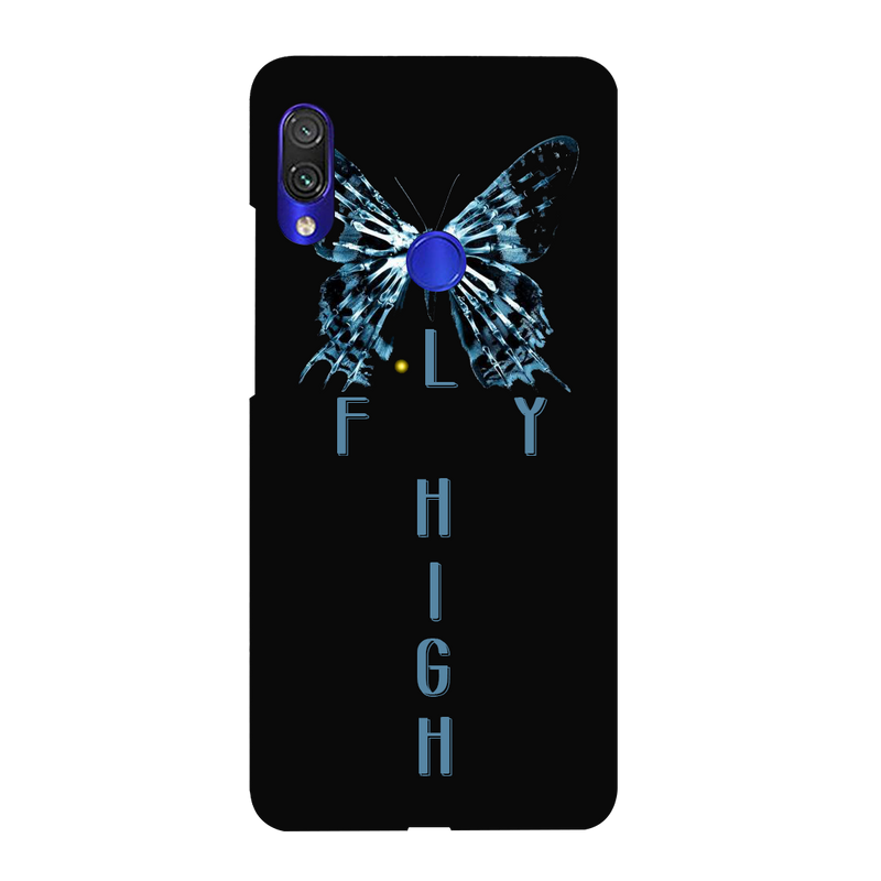 Fly high Redmi Y3 Mobile Cover