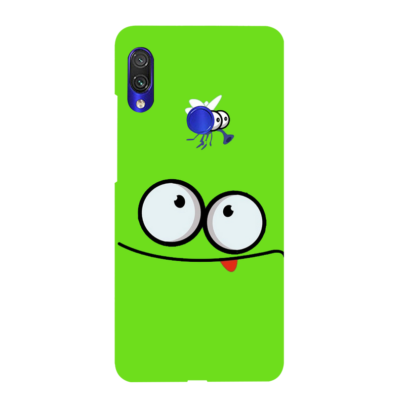 Fly with smilee Redmi Y3 Mobile Cover