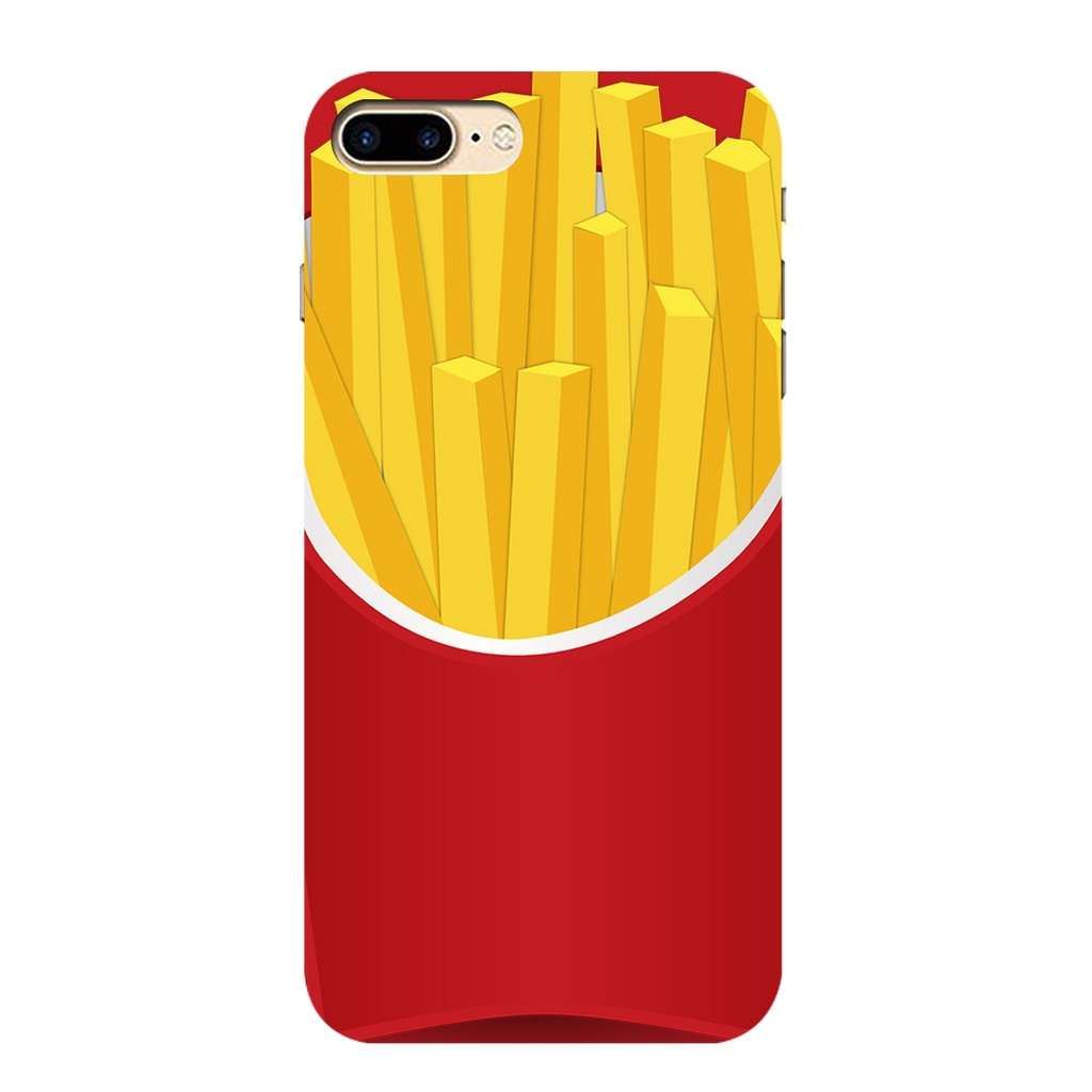 French fries Iphone 7 Plus Mobile Cover