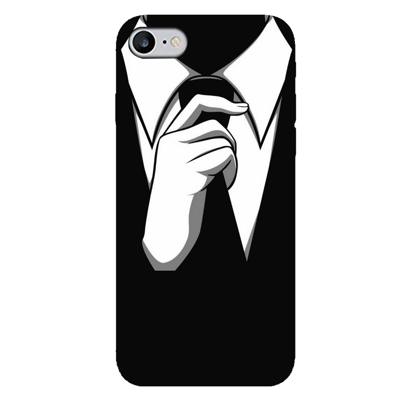 Gentleman iPhone 7 Mobile Cover
