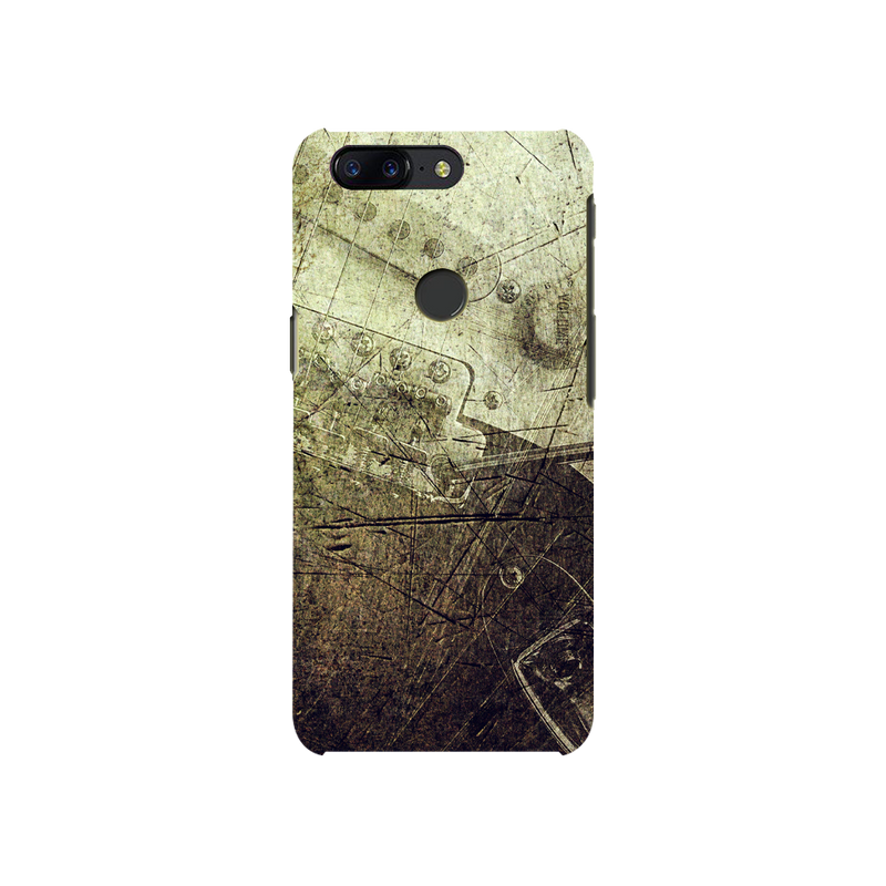 Grunge OnePlus 5T Mobile Cover