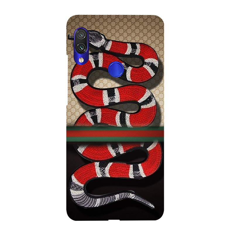 Gucci snake Redmi Y3 Mobile Cover