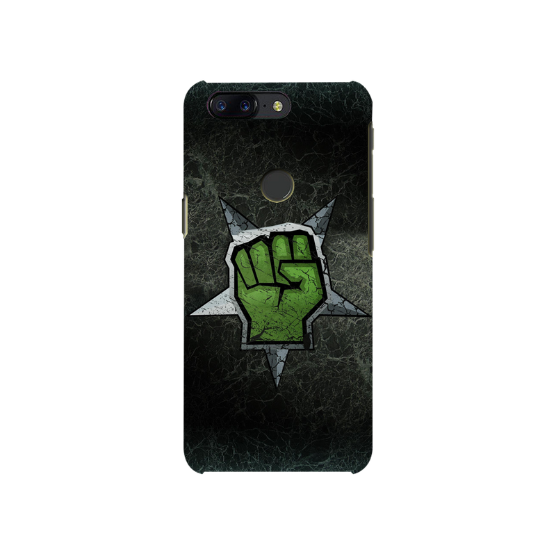 Hand OnePlus 5T Mobile Cover