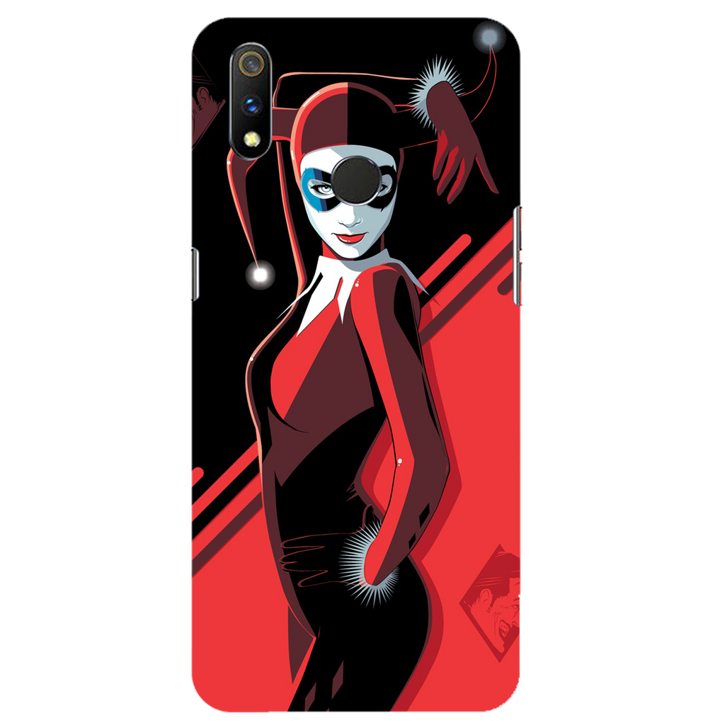 Harley quinn Realme 3Pro Mobile Cover