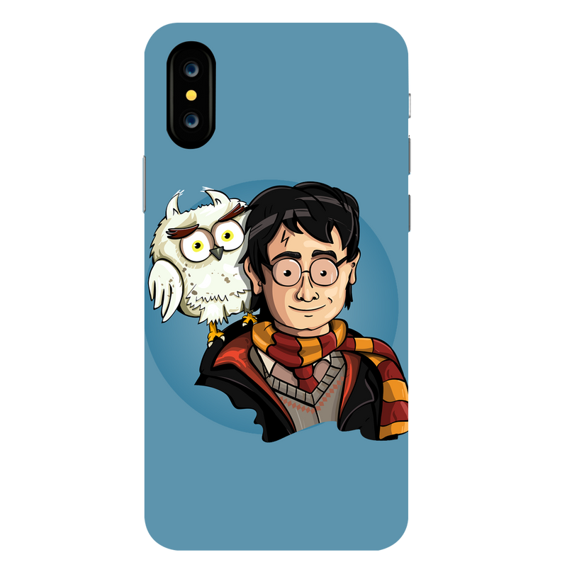 Harry Potter Apple iPhone X Mobile Cover