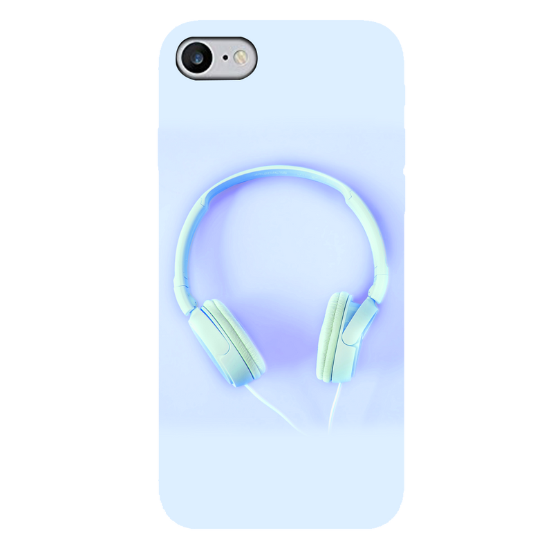 Head phone  iPhone 7 Mobile Cover