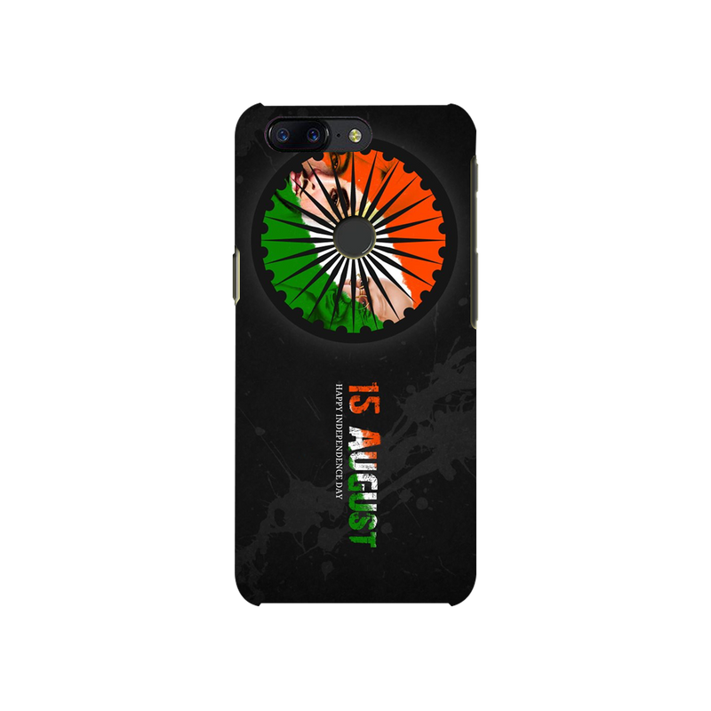 Independence day OnePlus 5T Mobile Cover