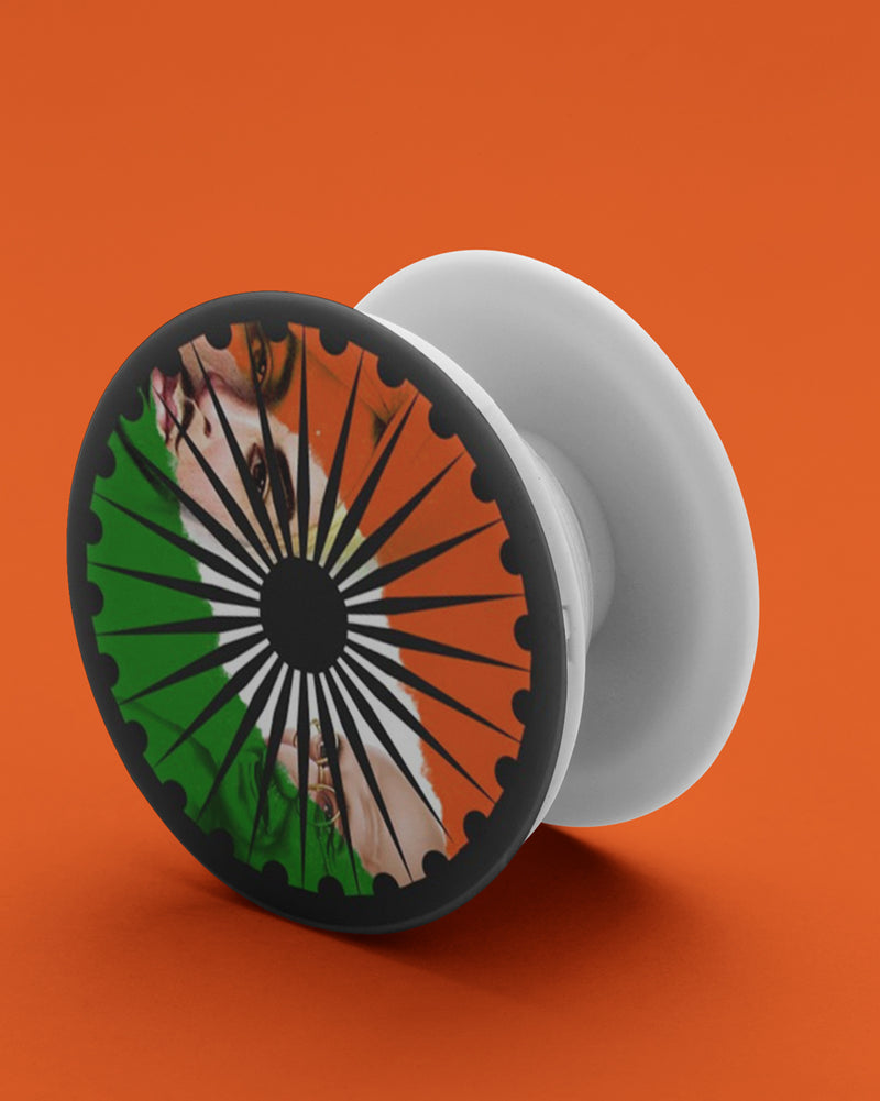 Indian flag PopSockets Grip