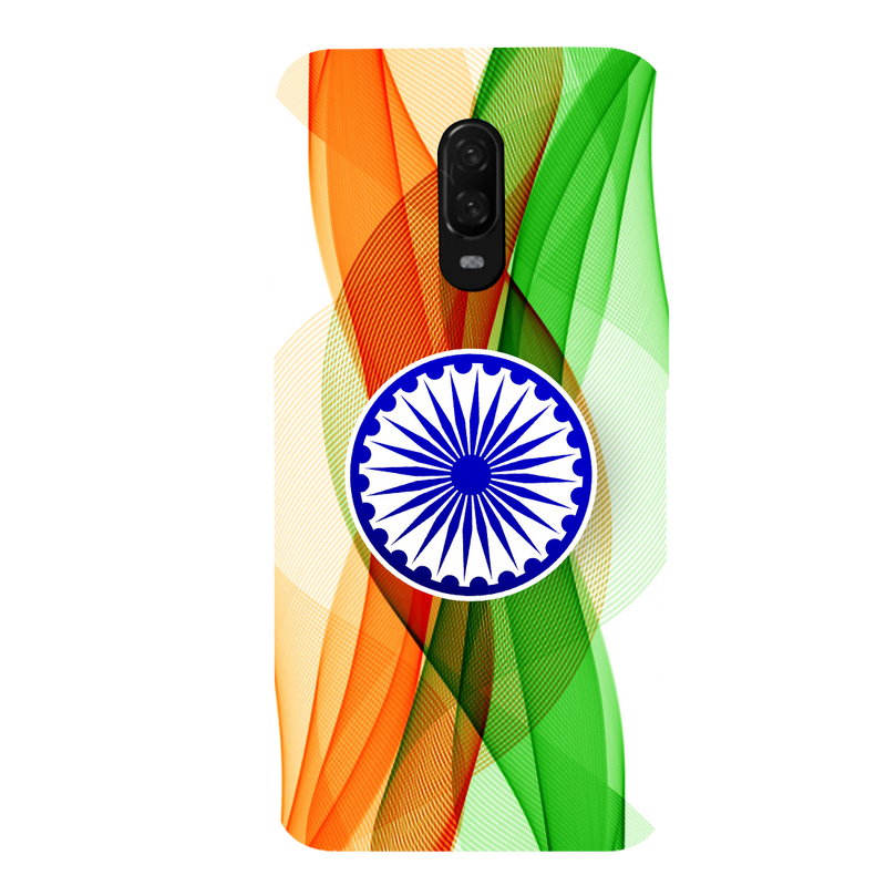 Indian flag 2 OnePlus 6T  Mobile Cover