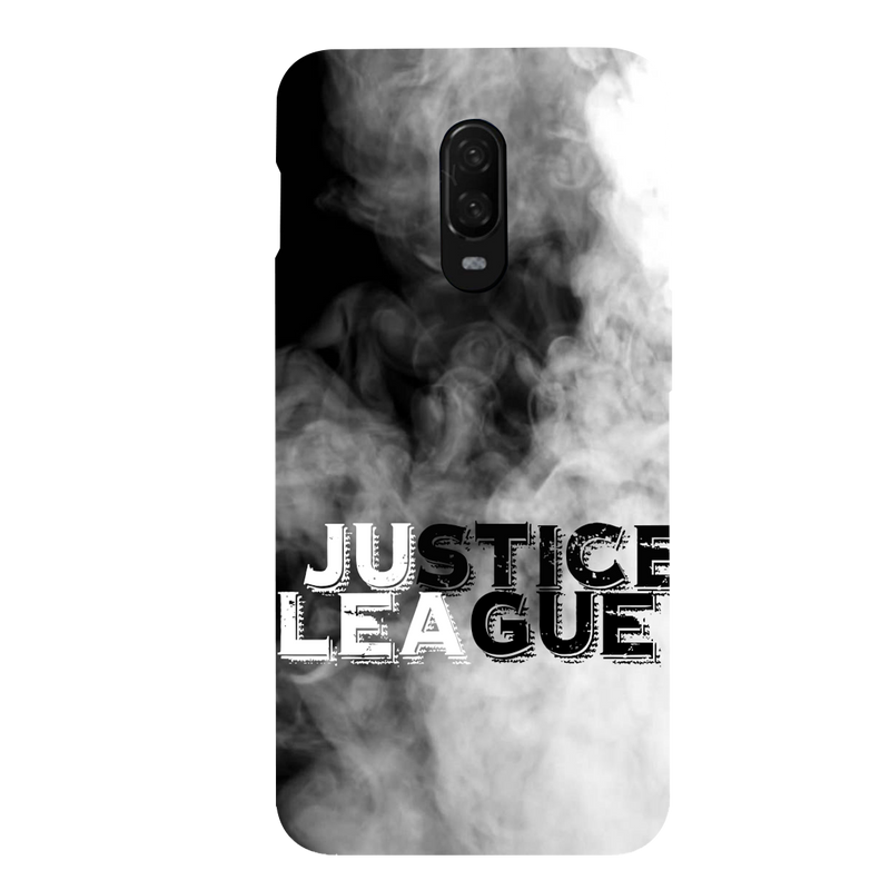 Justice OnePlus 6T Mobile Cover