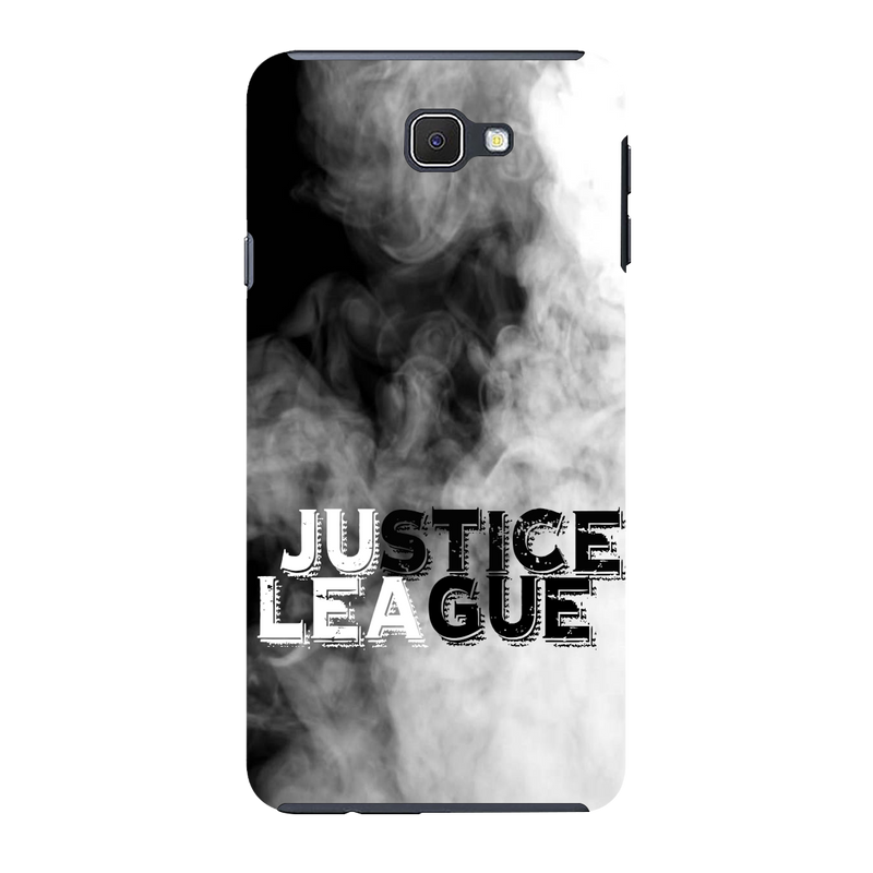 Justice league Samsung J7 Mobile Cover