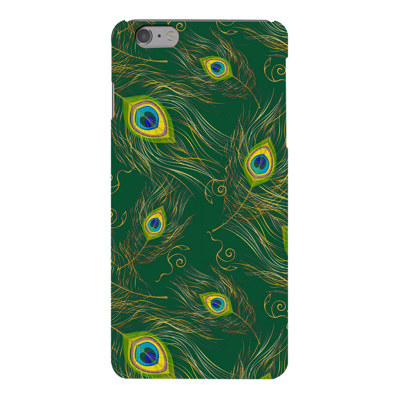 Krishna feather Apple iPhone 6s Plus Mobile Cover