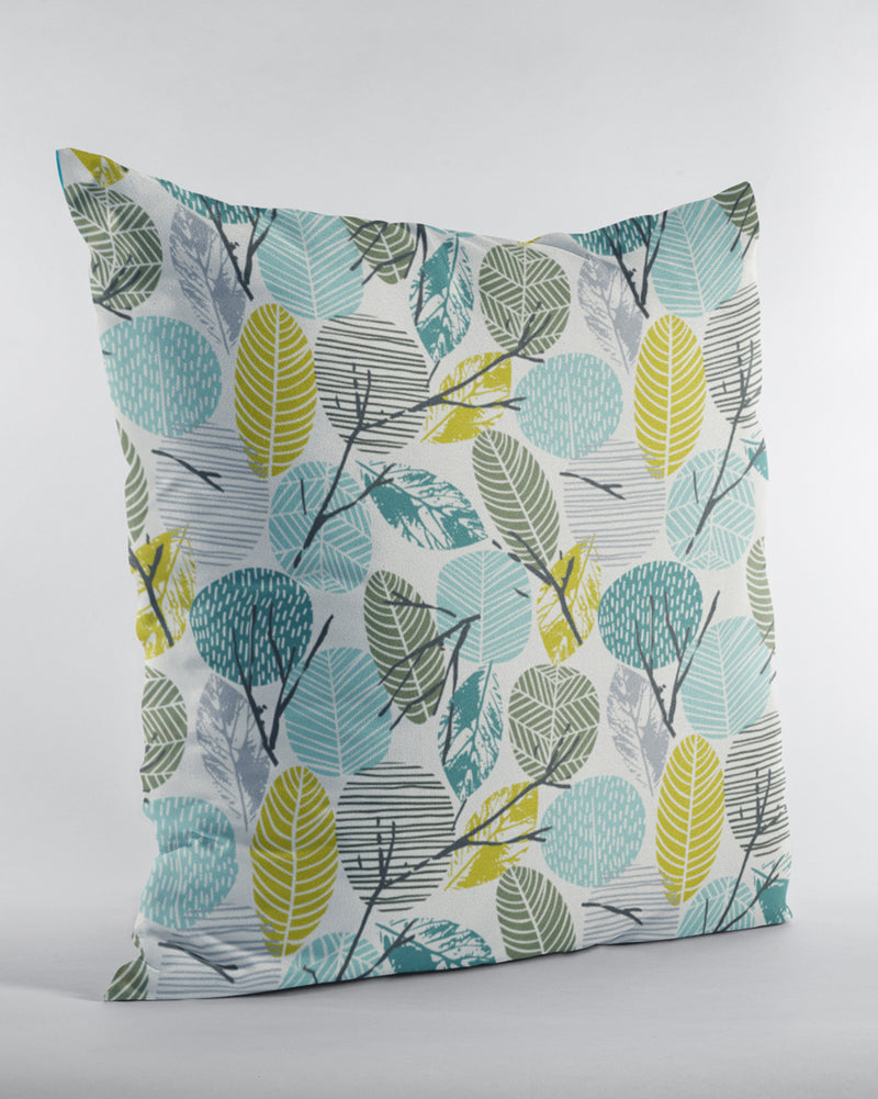 Leaves pattern Cushion Cover