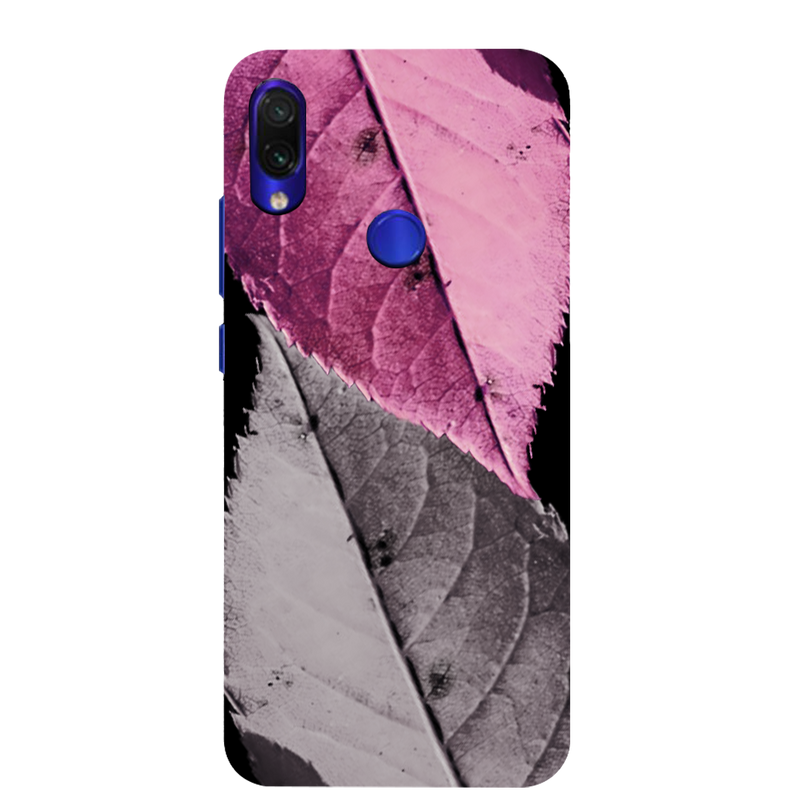 Leaf Redmi Note 7 Mobile Cover