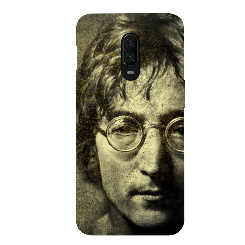 Lennon OnePlus 6T Mobile Cover