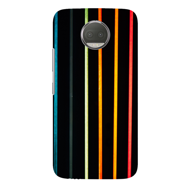 Line moto G5s plus Mobile Cover