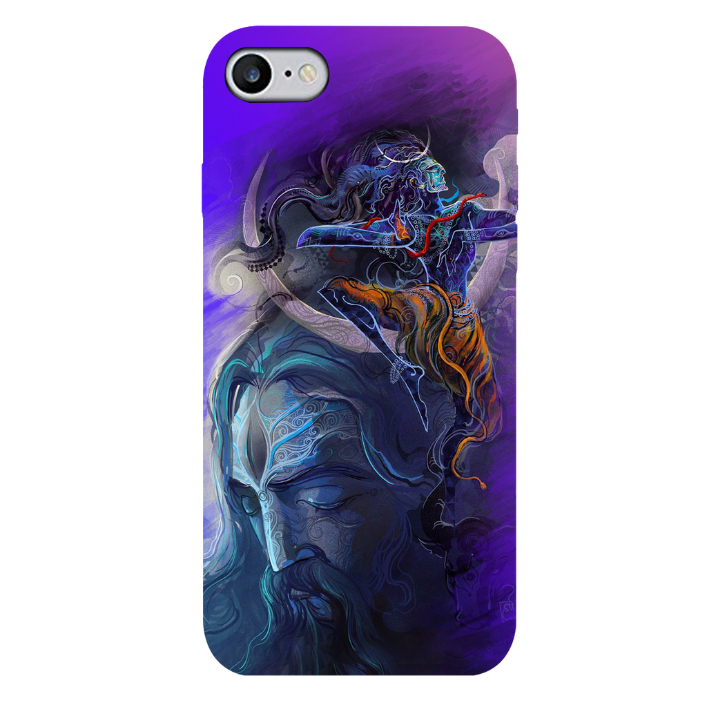 Lord shiva Apple iPhone 7 Mobile Cover