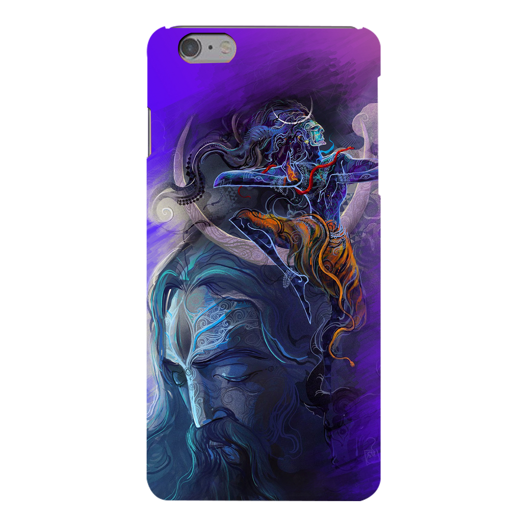 Lord shiva Apple iPhone 6s Plus Mobile Cover