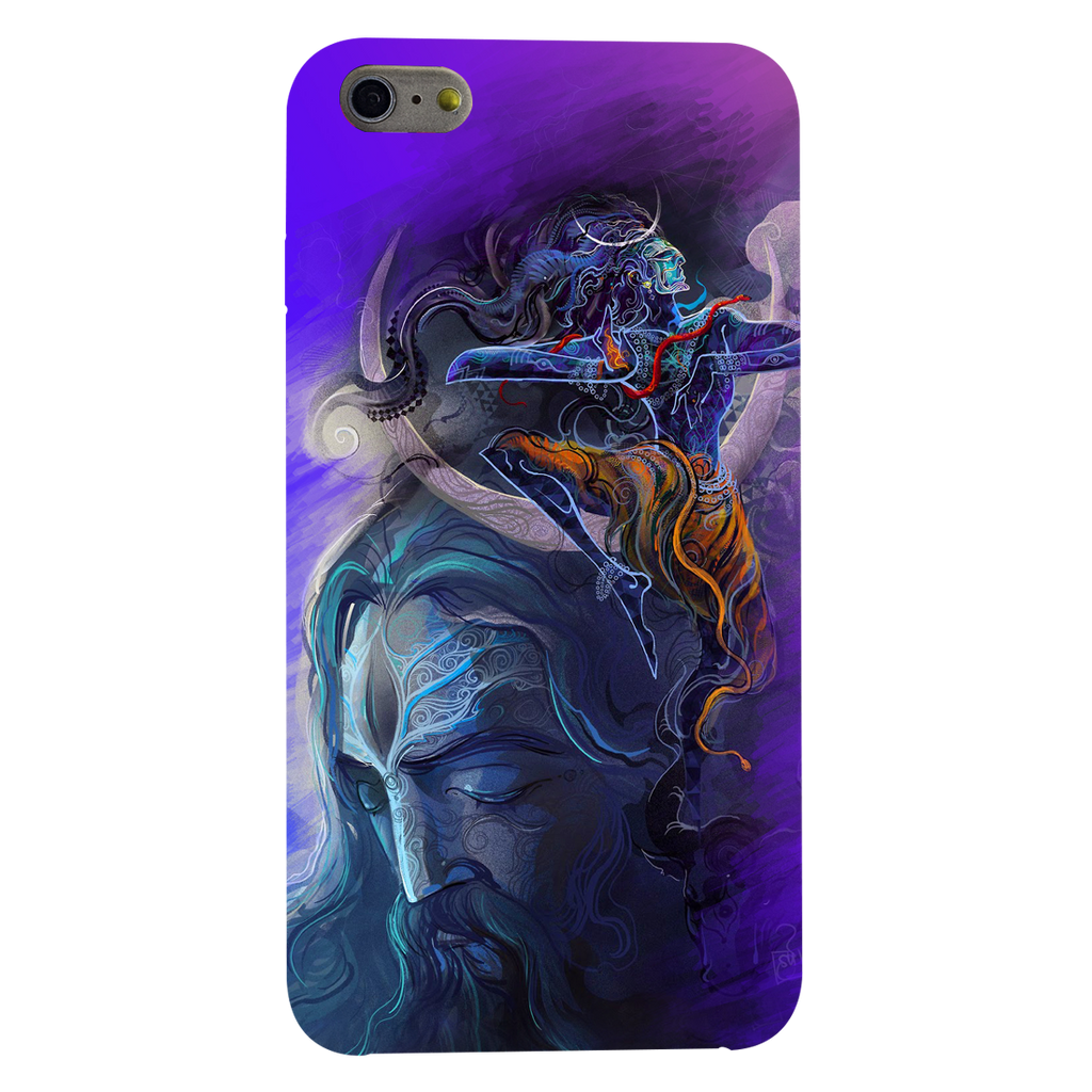 Lord shiva Apple iPhone 6 Plus Mobile Cover