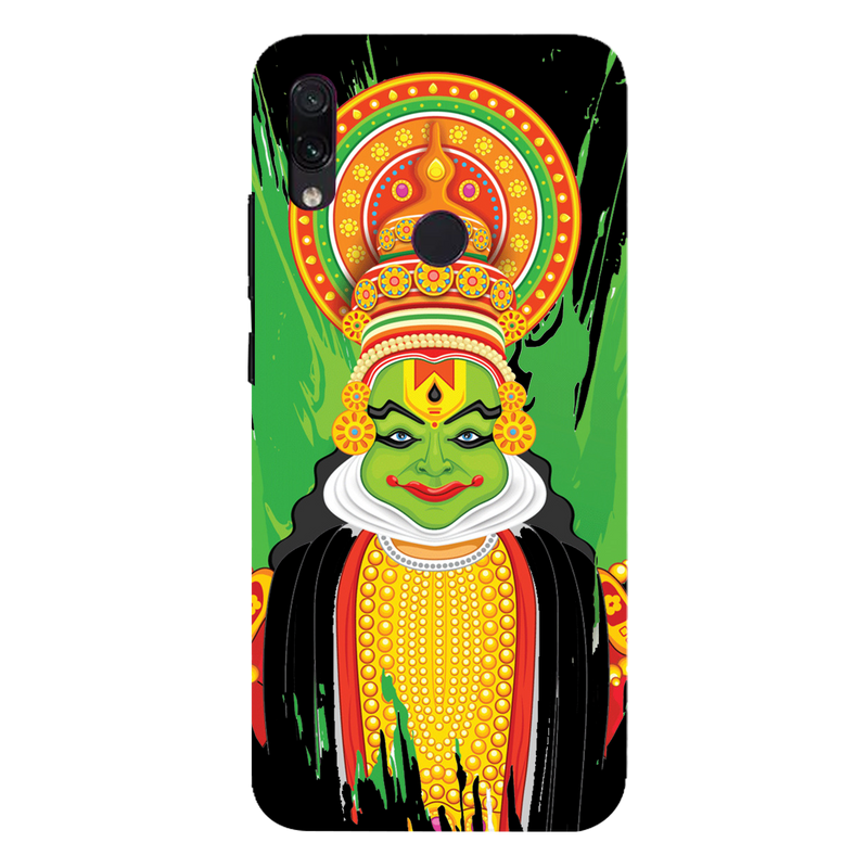 Onam Kathakali Redmi 7 Mobile Cover