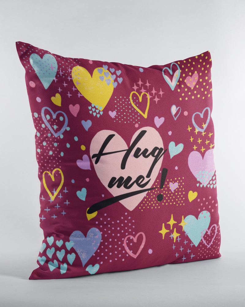 Hug me Cushion Cover