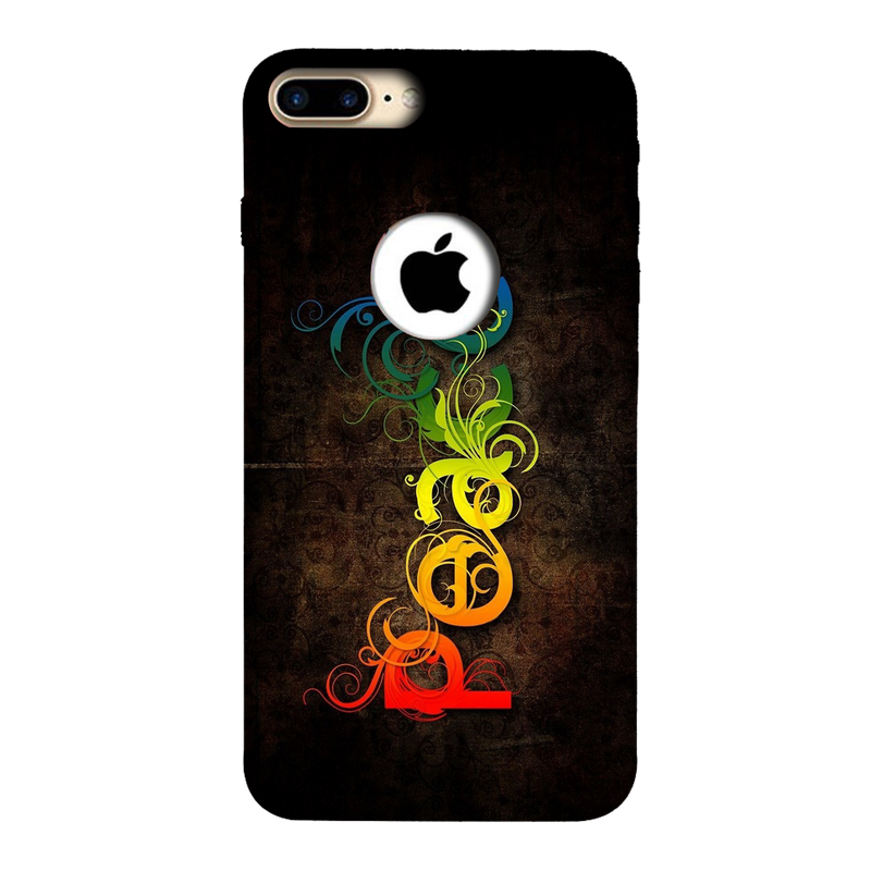 Peace Apple iPhone 7 Plus Mobile Cover