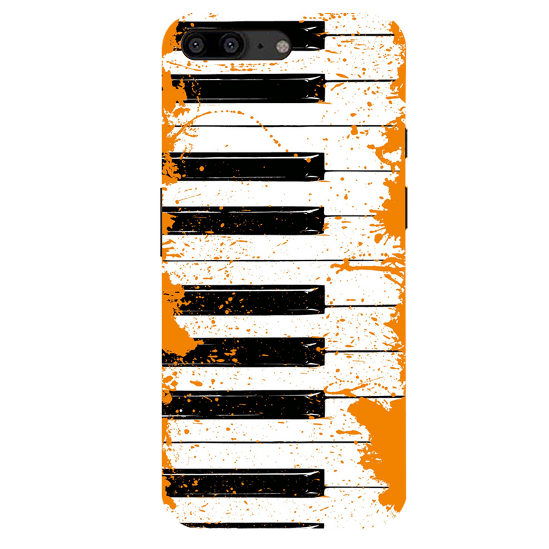 Piano OnePlus 5 Mobile Cover
