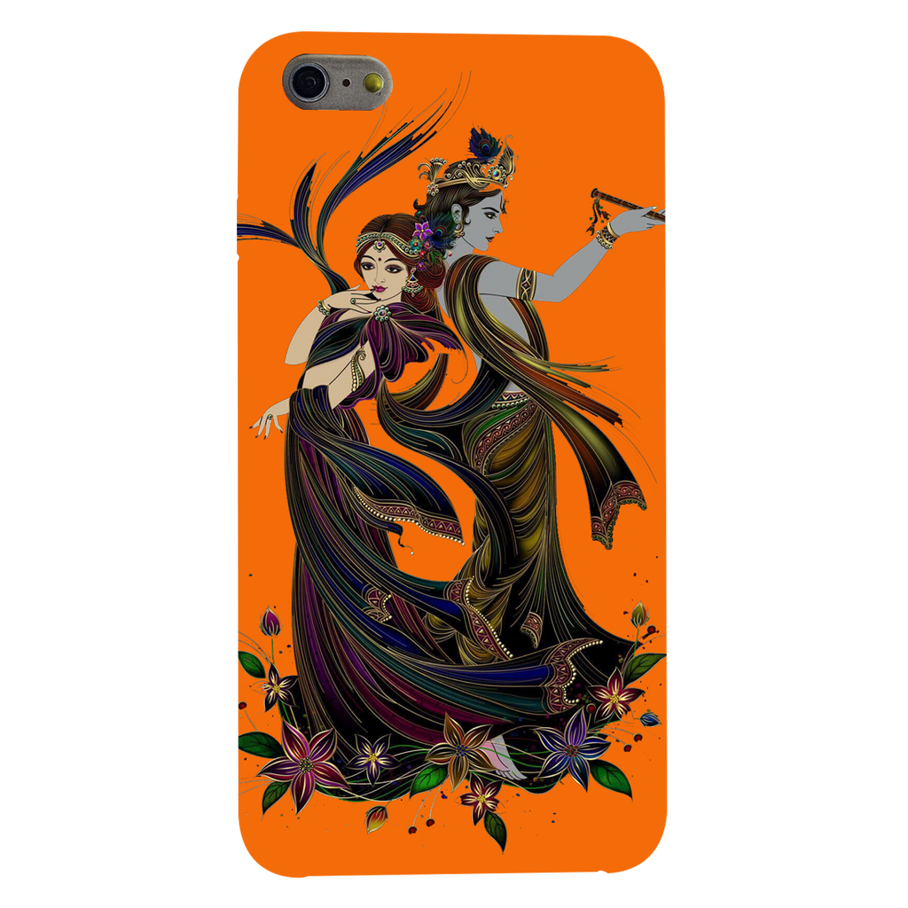 Radha krishna Apple iPhone 6 Plus Mobile Cover