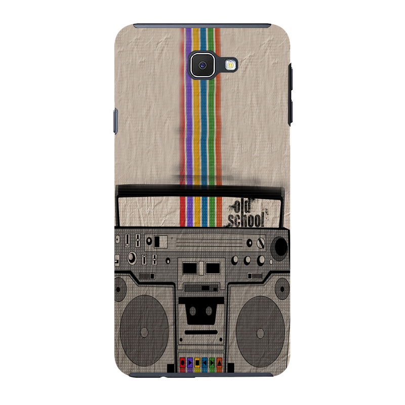 Radio Samsung J7 Mobile Cover