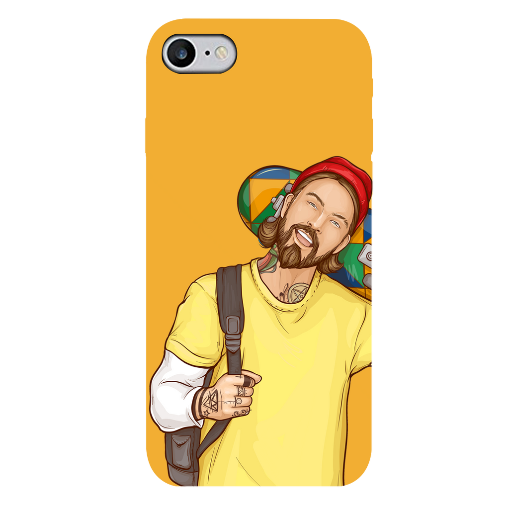 Skater iPhone 7 Mobile Cover