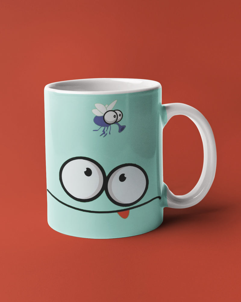 Smile fly Coffee Mug