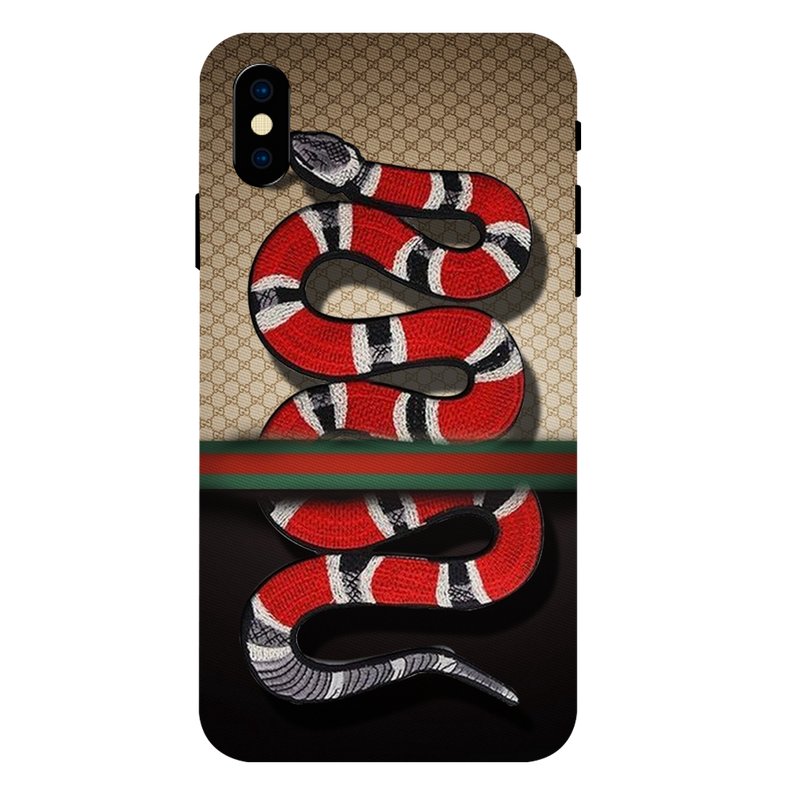 Snake Apple iPhone XS Max Mobile Cover