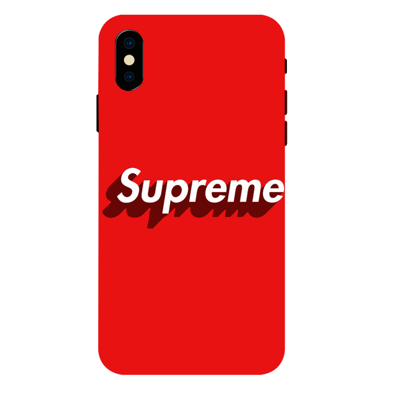 Supreme Apple iPhone XS Max Mobile Cover