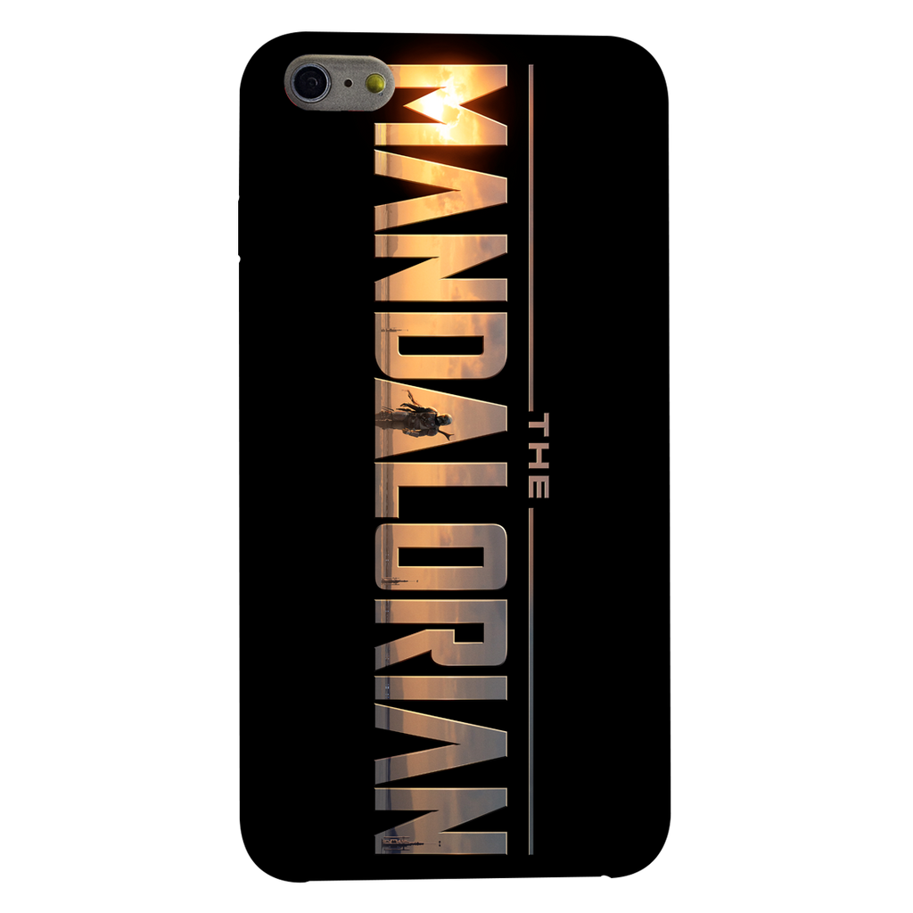 The mandalorian Apple iPhone 6 Plus Mobile Cover