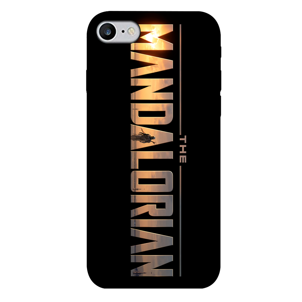 The mandalorian Apple iPhone 7 Mobile Cover