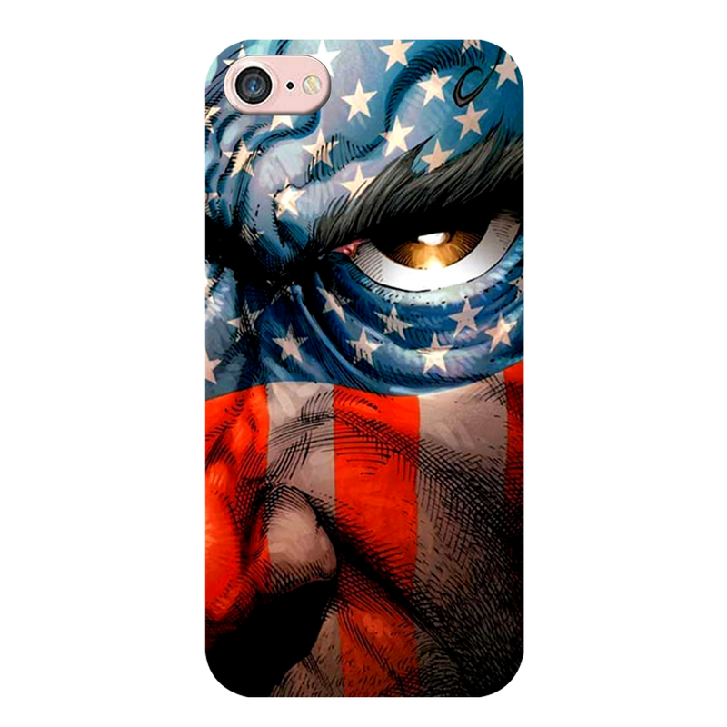 US man Apple iPhone 8 Mobile Cover