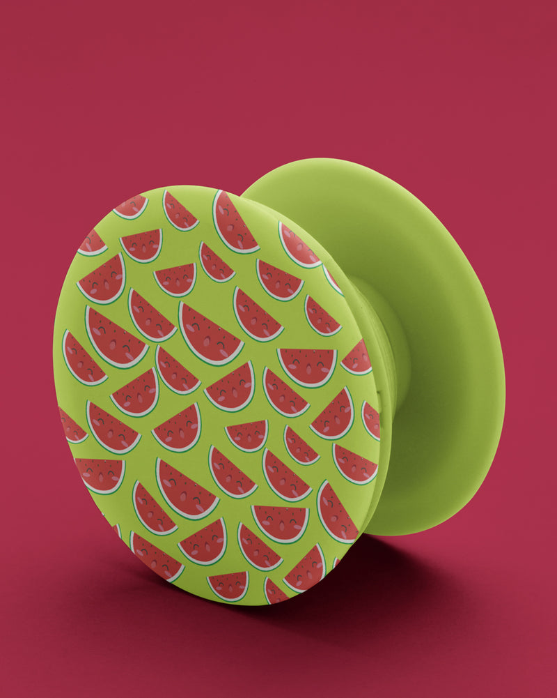 Watermelon pop-socket