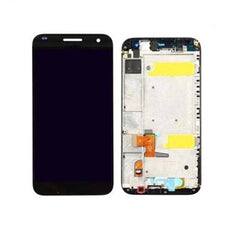 Mms LCD Touch Screen for Huawei Ascend G7 - (Display Glass Combo Folder)