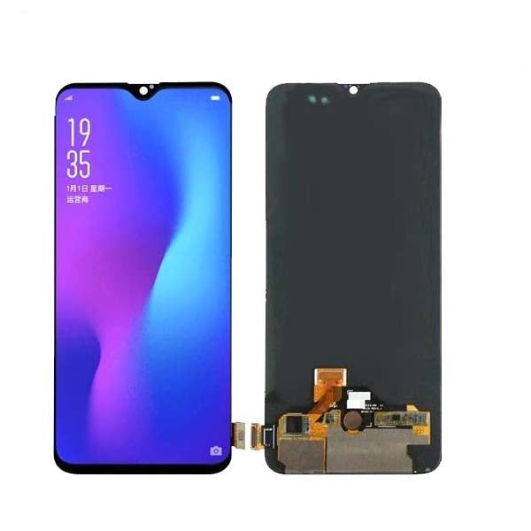 Mms LCD Touch Screen for  OPPO R17 - (Display Glass Combo Folder)