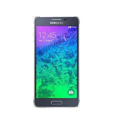 Mms LCD Touch Screen for SAMSUNG Galaxy Alpha - (Display Glass Combo Folder)