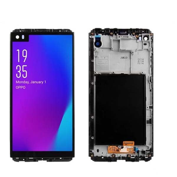 Mms LCD Touch Screen for LG V20 - (Display Glass Combo Folder)