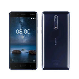 Mms LCD Touch Screen for Nokia 8 - (Display Glass Combo Folder)