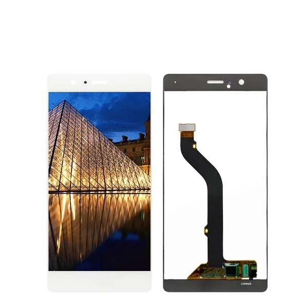 Mms LCD Touch Screen for Huawei P9 Lite - (Display Glass Combo Folder)