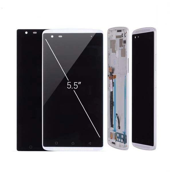 Mms LCD Touch Screen for Lenovo Vibe Z - (Display Glass Combo Folder)