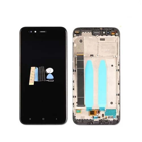 Mms LCD Touch Screen for Xiaomi MI A1 - (Display Glass Combo Folder)