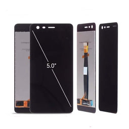 Mms LCD Touch Screen for Nokia 2 - (Display Glass Combo Folder)